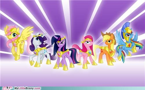 art awesome Battle elements of harmony mane six - 5258459648