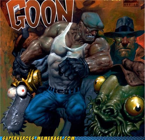 admiral akbar,Awesome Art,the goon,trap