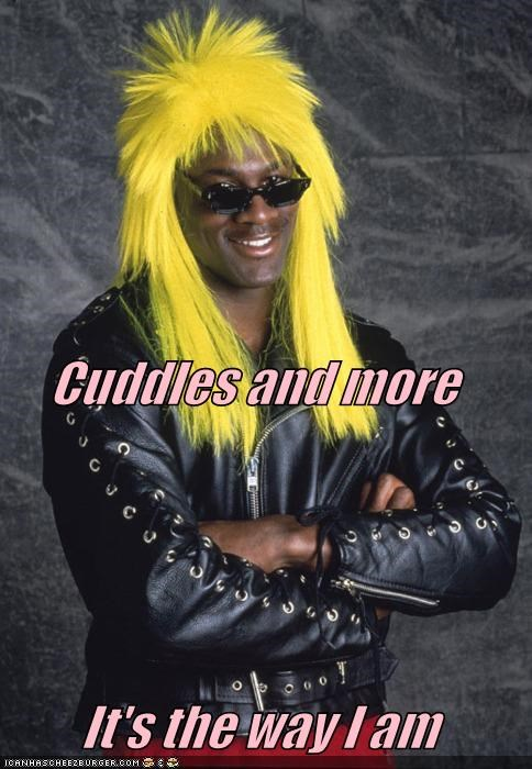 cuddles Deal With It i love me some cuddles leather jacket michael jordan Up Next in Sports wig yellow wig - 5259311104