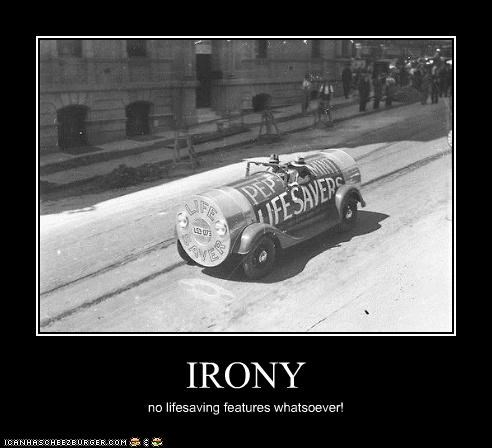 car demotivational funny historic lols irony Photo technology - 5259652352