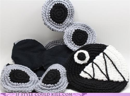 best of the week chain chomp cool accessories geek chic mario scarves video games - 5259738624