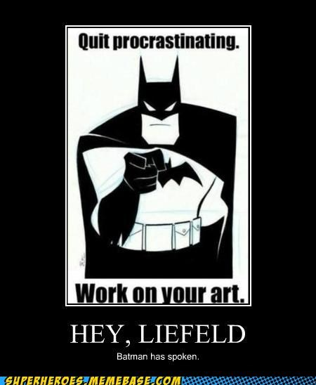 art batman rob liefelf Super-Lols - 5260138752