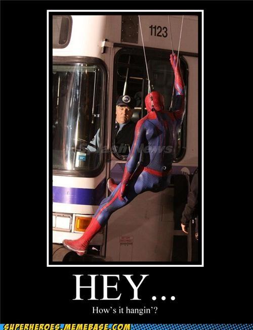 bus movies Spider-Man The Movies - 5261339904