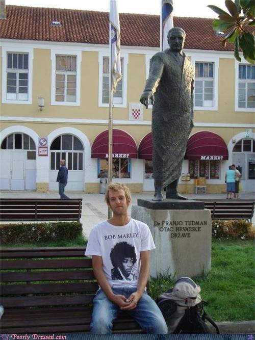 bob marley,jimi hendrix,Not Bob Marley,shirts