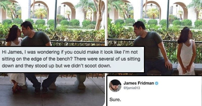 james fridman photoshop troll