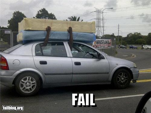 cars,failboat,futility,g rated,moving day,stupidity