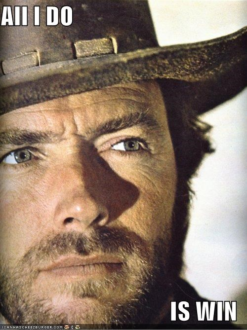 actor celeb Clint Eastwood funny - 5263895808