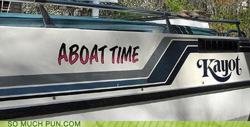 a boat,about,literalism,name,similar sounding,time