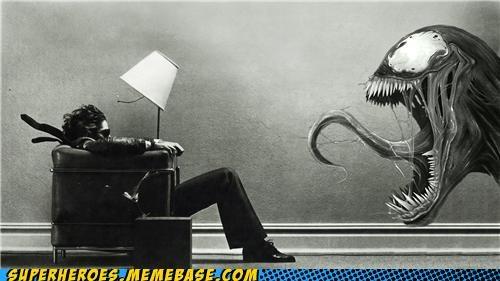angry Random Heroics Venom yelling - 5264829184