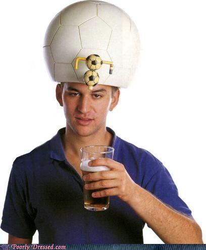balls hooligans looks drunk soccer - 5265109504
