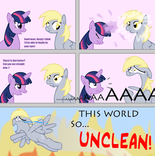 derpy hooves twilight sparkle comics - 5265444864