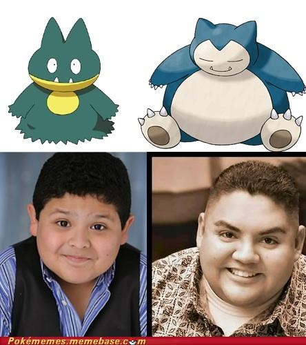 Evolve,Fluffy,IRL,IRL evolution,Modern Family,snorlax