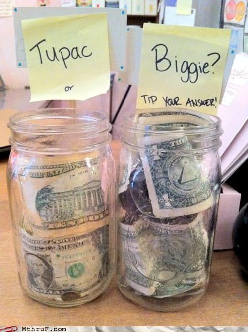 2Pac Biggie notorious-b-i-g tip tipping tupac - 5267332352