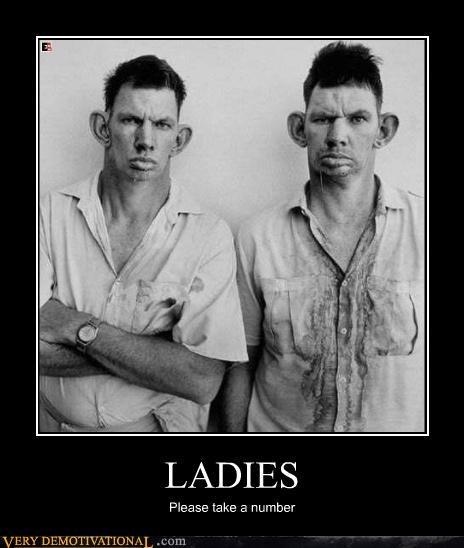 hilarious ladies tweedle dee tweedle dum - 5267510272