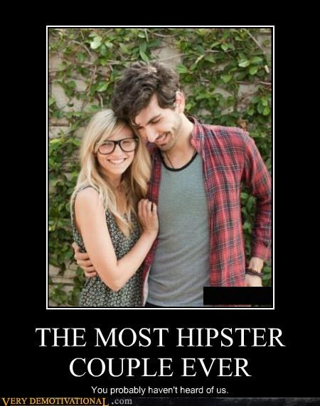 couple,hipster,hipsterlulz,never heard