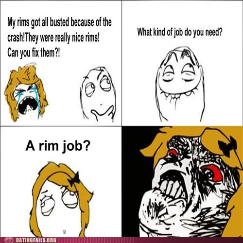 comic rage comic RIM rim job We Are Dating - 5268214016