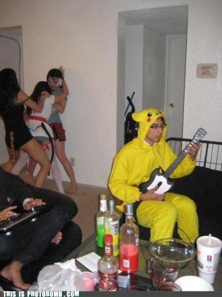best of week dj hero girls Guitar Hero pikachu sexy times video games - 5268518400