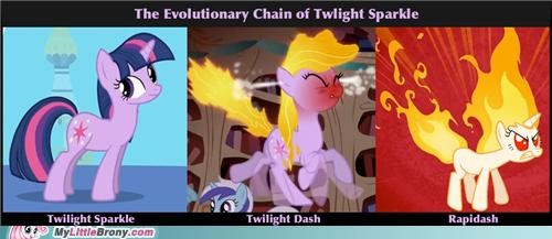 evolution Pokémon rapidash twilight sparkle - 5268884736