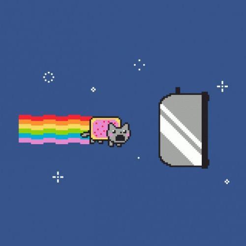FataliTee Nyan Cat - 5269073920