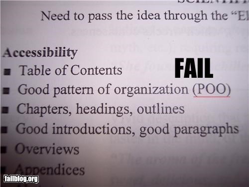 acronym,failboat,g rated,poop,school,wtf