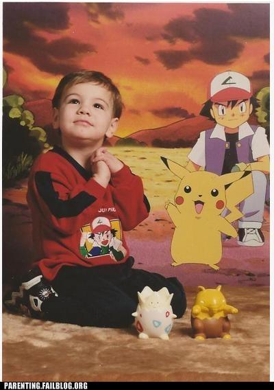 nerdgasm Parenting Fail Photo photography Pokémon portrait video game wait what - 5269433600