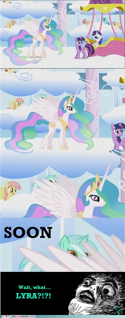 background pony lyra princess trollestia SOON TV twilight sparkle - 5269497344