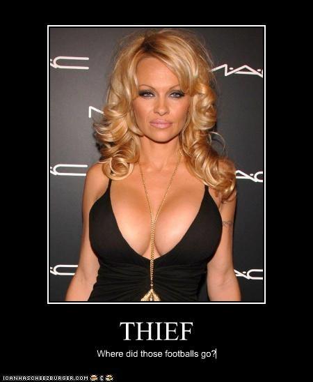 THIEF Where did those footballs go?