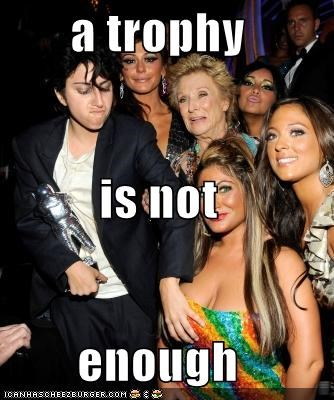 deena,guidette,jersey shore,lady bits,lady gaga,Photo,vma