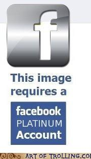 facebook facebook gold platinum this is getting out of hand - 5269637376