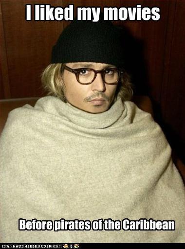 actor celeb funny Hall of Fame Johnny Depp - 5269877504