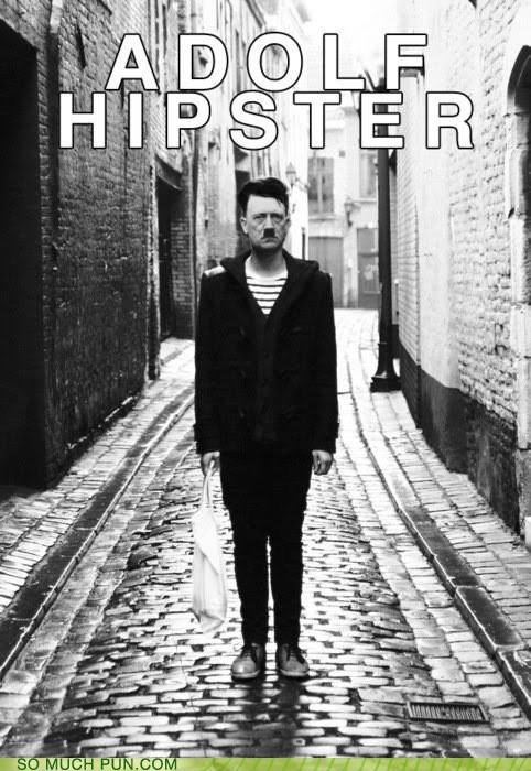 adolf hitler,Hall of Fame,hipster,hitler,literalism,similar sounding
