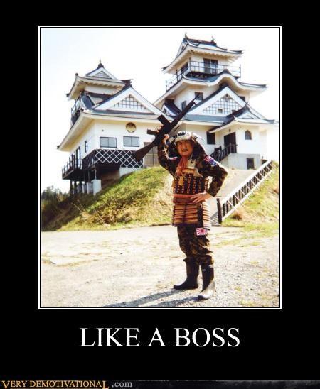 hilarious house japanese warrior wtf - 5270537984