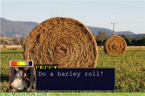 barley barrel roll Command How To peppy roll Star Fox star fox 64 - 5270562304