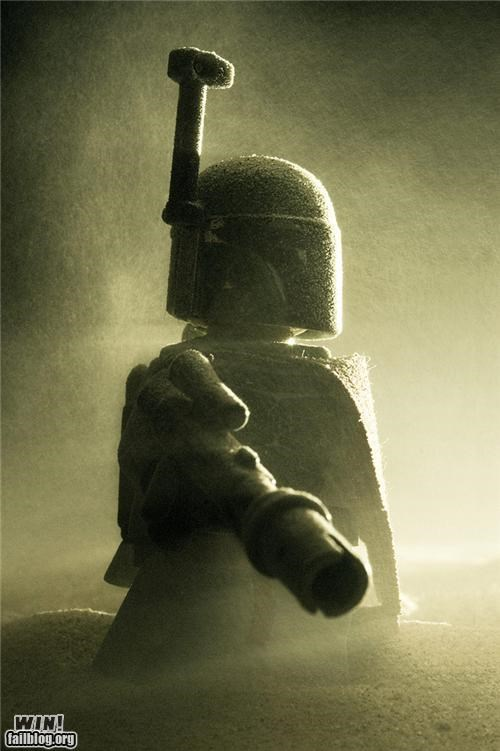 boba fett,lego,nerdgasm,photography,star wars,toy