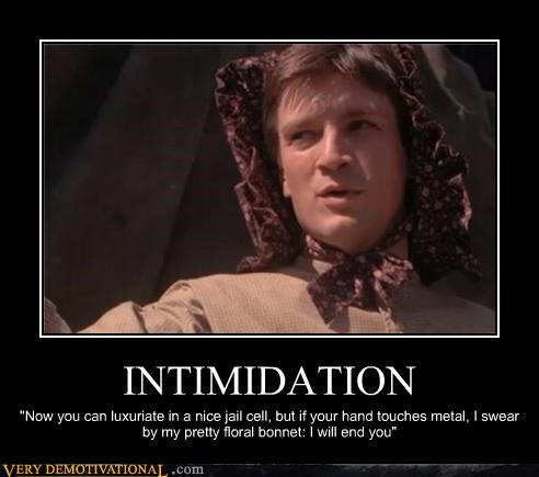 Firefly Hall of Fame hilarious nathan fillion - 5270895872