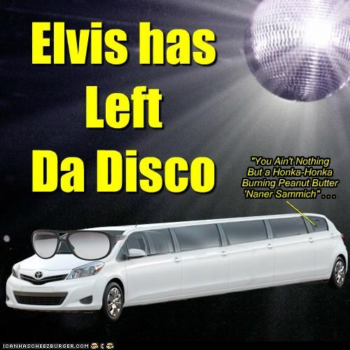 Contest 1 disco Elvis peanut butter Yar.is - 5271183872