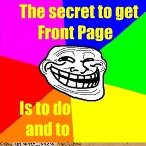 best of week like a charm secret troll face