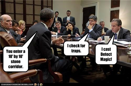 barack obama dungeons and dragons political pictures - 5271369472