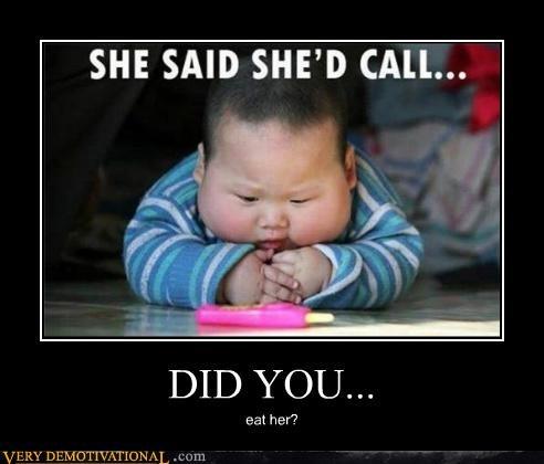 fat jokes food hilarious kid wtf - 5272259328