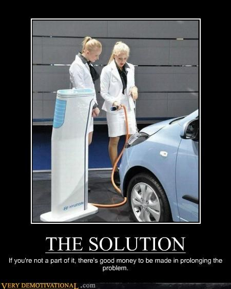 car electric hilarious power problem solution