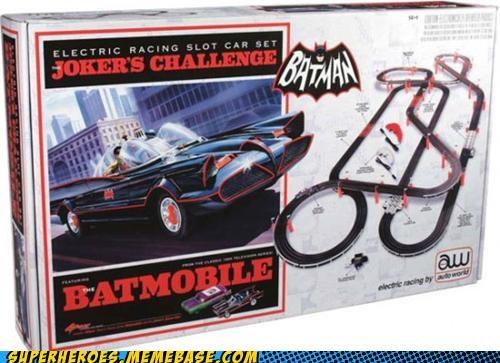 awesome batman joker Random Heroics slot cars - 5273040896