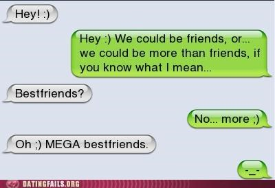 friend zone friends Hall of Fame text texting - 5273107200