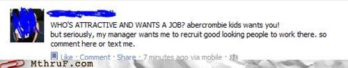 abercrombie attractive facebook hot retail - 5273563392