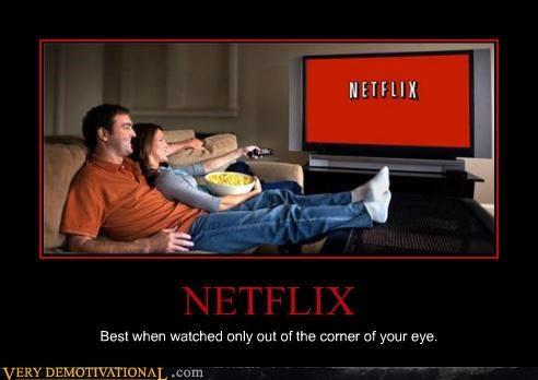 facing hilarious netflix streaming wrong way
