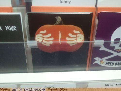 card goatse IRL pumpkins shock sites - 5273949440