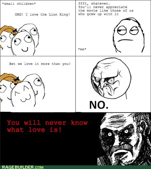 best of week love no Rage Comics the lion king - 5274013696