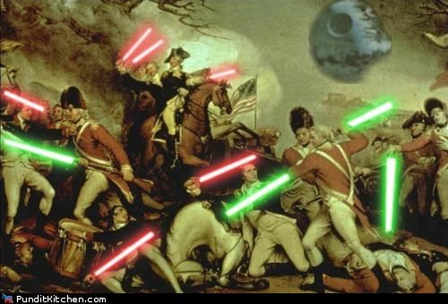 friday picspam political pictures revolutionary war star wars - 5274259968