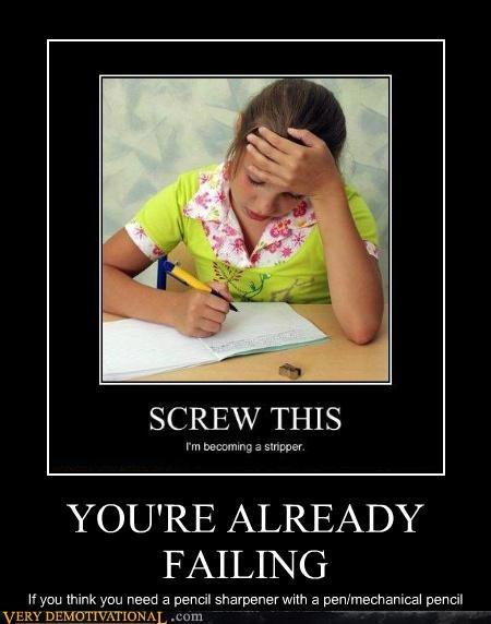 idiots pencil sharpener wtf - 5274525184