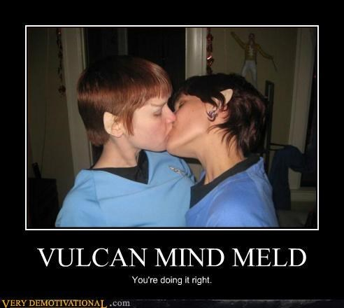 mind meld,Pure Awesome,Sexy Ladies,Star Trek,Vulcan