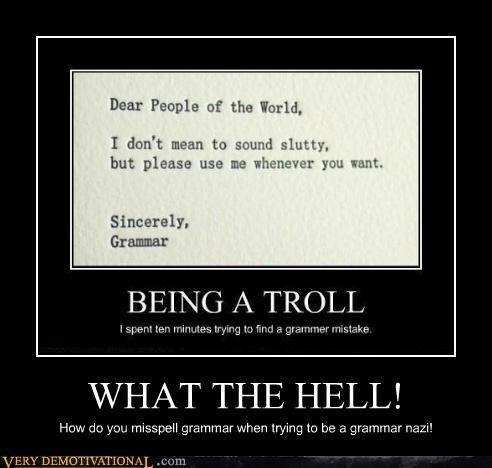 grammar hilarious nazi wtf - 5275133696